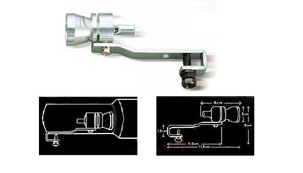 ND CAR PART & ACCESSORY: Installation Turbo whistle-English version