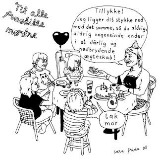 födelsedag på danska Sara Hansson: Grattis Danmark! födelsedag på danska