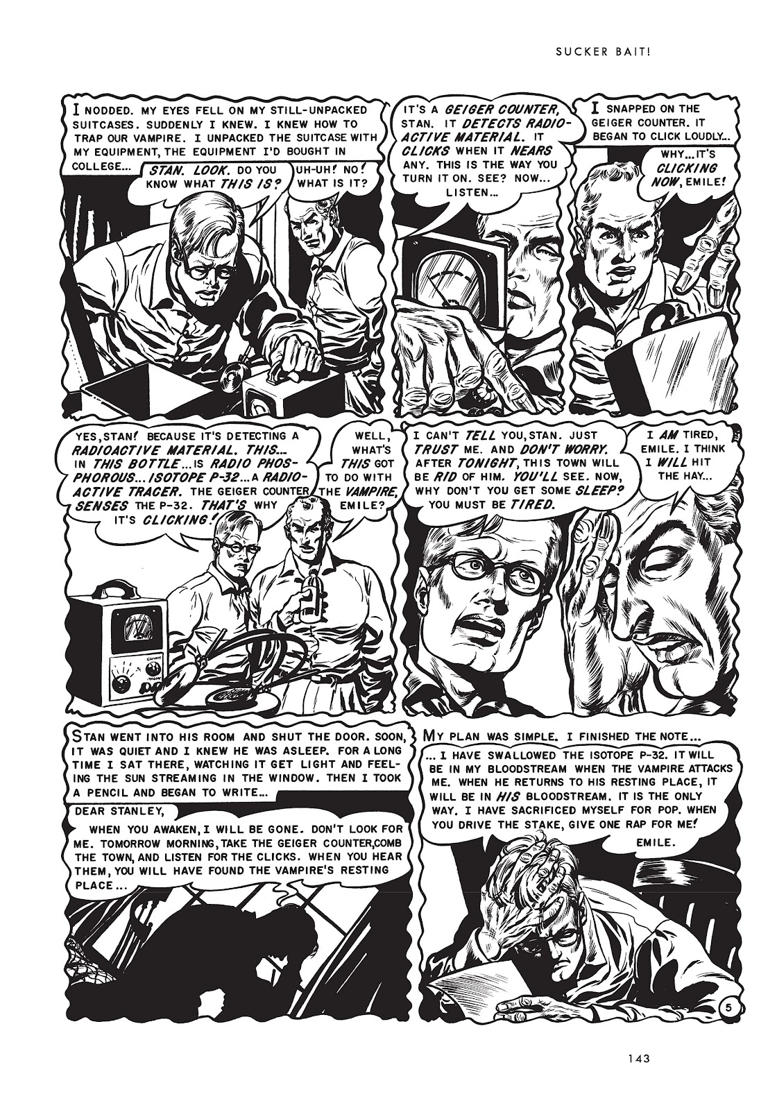 Read online Sucker Bait and Other Stories comic -  Issue # TPB (Part 2) - 58