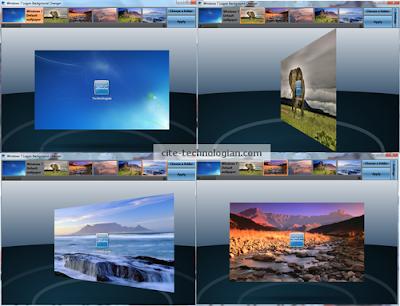 Logon Background Changer Free Download for Windows 7 - Cebu