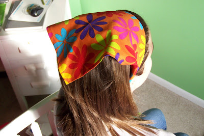 Hippie Chic Bandana Band
