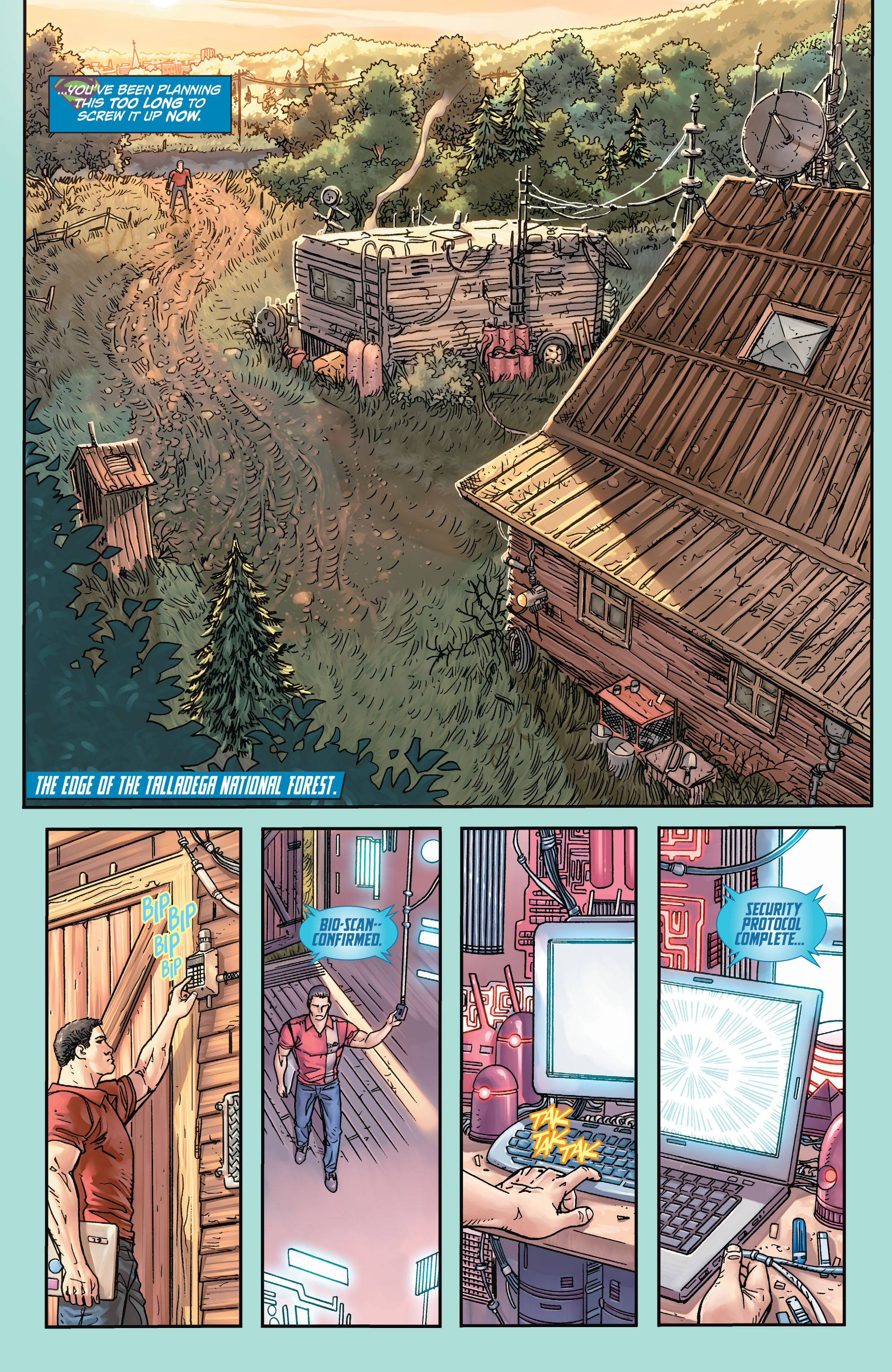 Read online Action Comics (2011) comic -  Issue #45 - 8