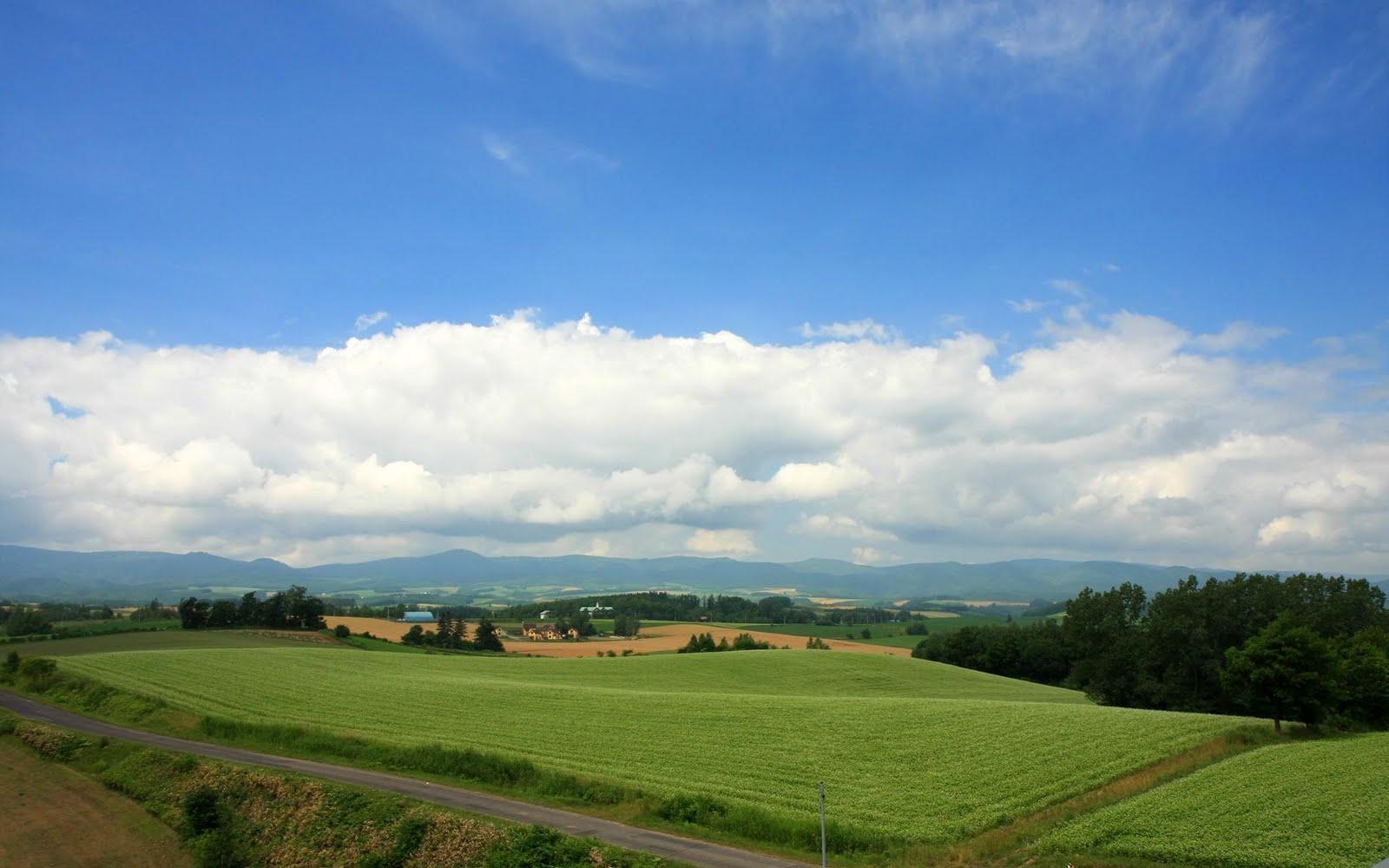 japan hokkaido landscape image - photo #4