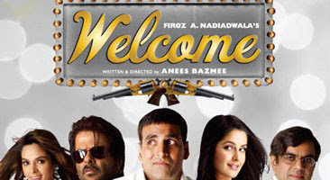Indian film welcome 2007 / Qadr movie 2014