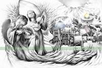 gerusalemme, angelli, città del cielo