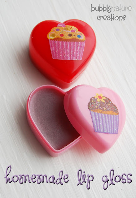 hmlipgloss Flavored Lip Gloss Tutorial