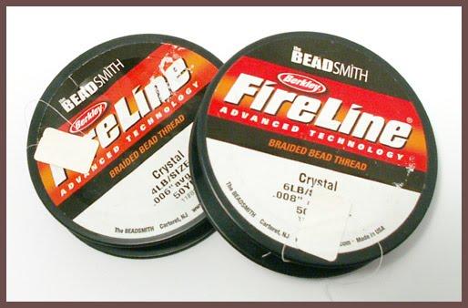 Fireline är en populär tråd bland många pärlare d6b38f49711e3