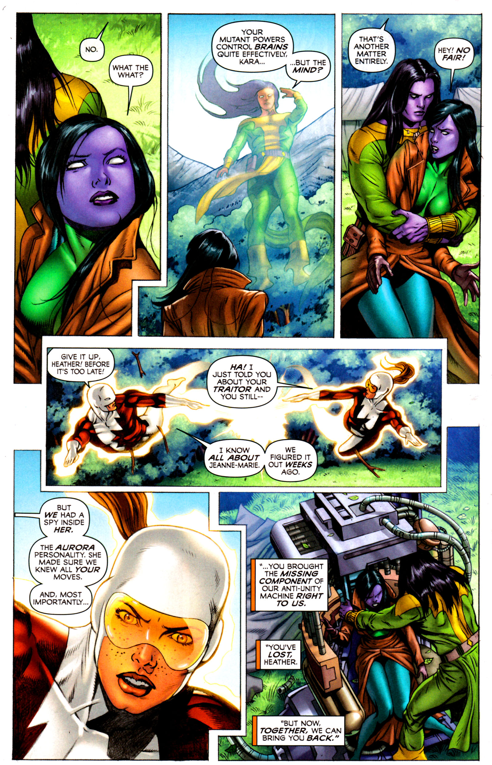 Read online Alpha Flight (2011) comic -  Issue #7 - 20
