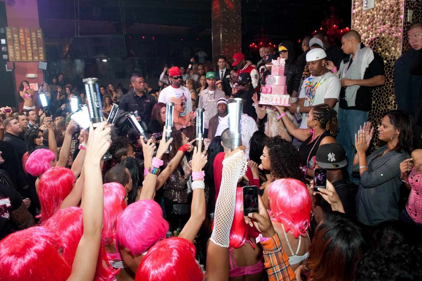 I Love Las Vegas Magazine Nicki Minaj Birthday
