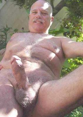 Naked Old Man