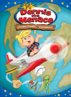 Dennis The Menace Trouble Trouble Everywhere (2008)