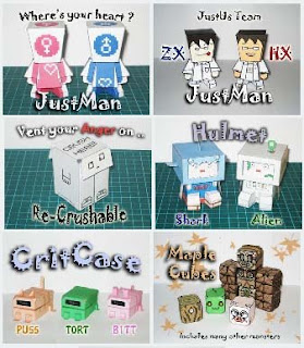 Just Us Papercrafts