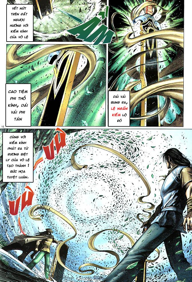Anh hùng vô lệ chap 4 trang 11