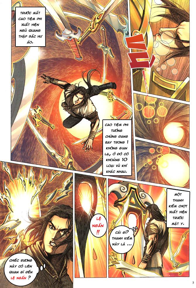 Anh hùng vô lệ chap 4 trang 4