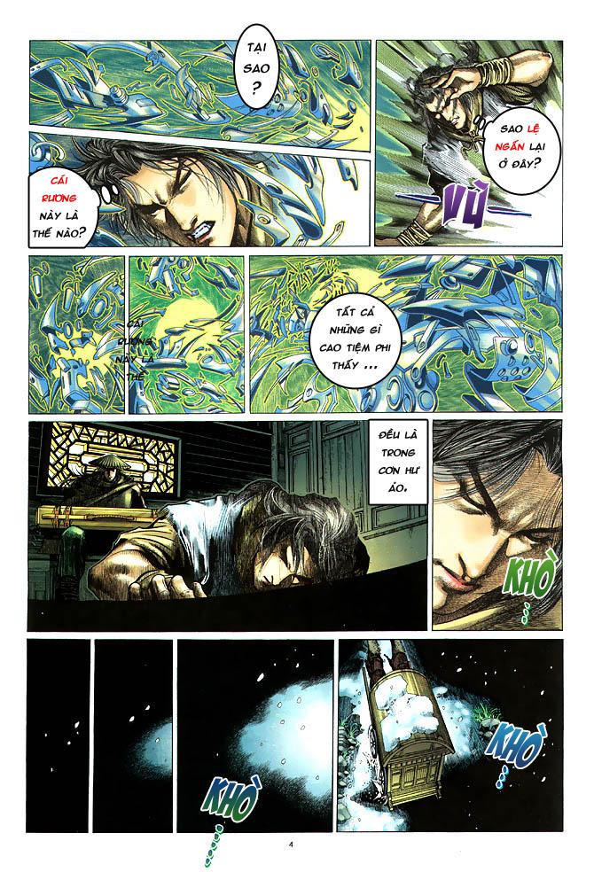 Anh hùng vô lệ chap 4 trang 5