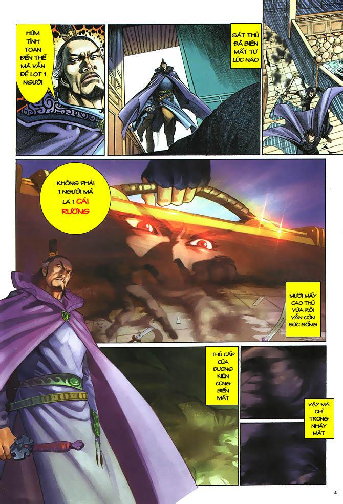 Anh hùng vô lệ chap 2 trang 5