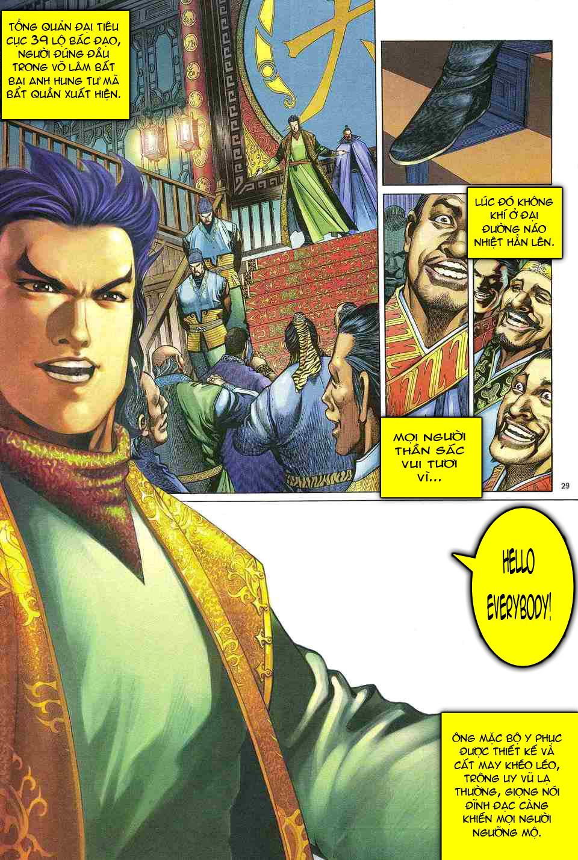 Anh hùng vô lệ chap 1 trang 28