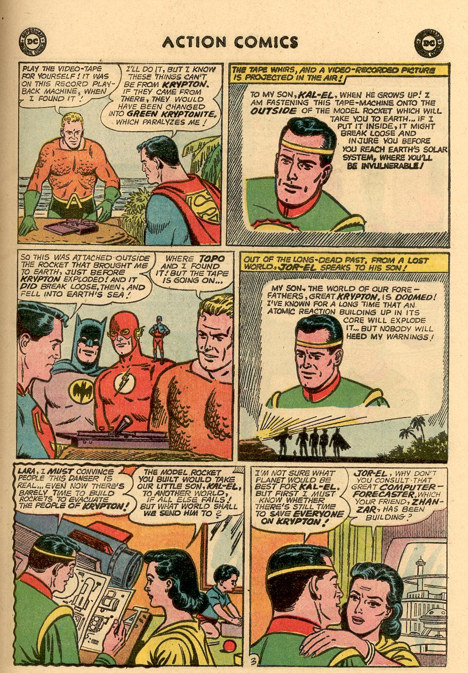 Read online Action Comics (1938) comic -  Issue #314 - 4