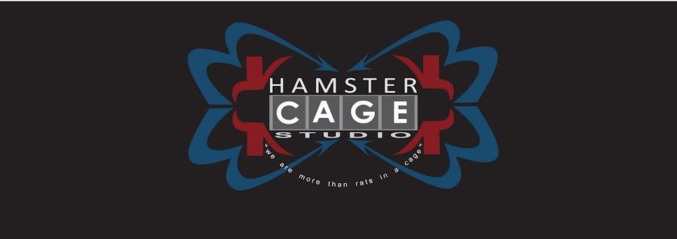 Hamster Cage Studio: LED lit Hyperion -- Retribution of