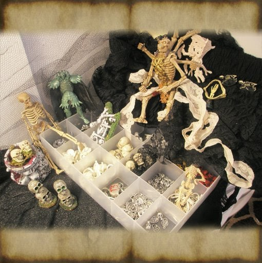 Dollhouse Miniatures Tutorials: What's Bubbling At Cauldron Craft Miniatures?: Dollhouse