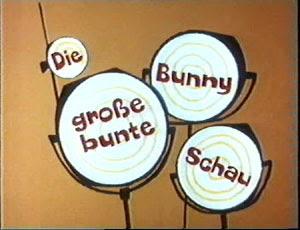 die groГџe bunte bunny show