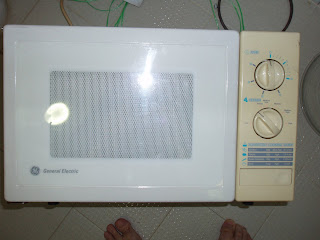 Home Electronics Review Vintage General Electric 1200w