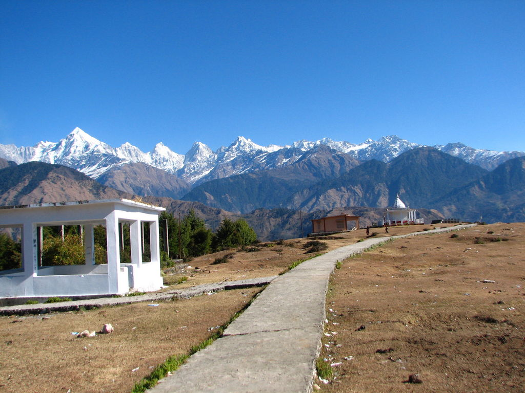 temple khati village