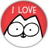 Sono una super fan di Simon's cat