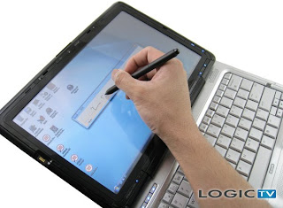Hp pavilion tx2000 touch screen