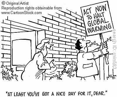 Eco Action: Global Warming impact on our lifes