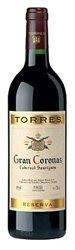 Torres Gran Coronas 2003 (Tinto)