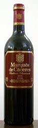 345 - Marqués de Cáceres 2002 (Tinto)