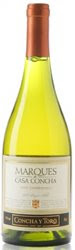 Marques de Casa Concha Chardonnay 2005 (Branco)