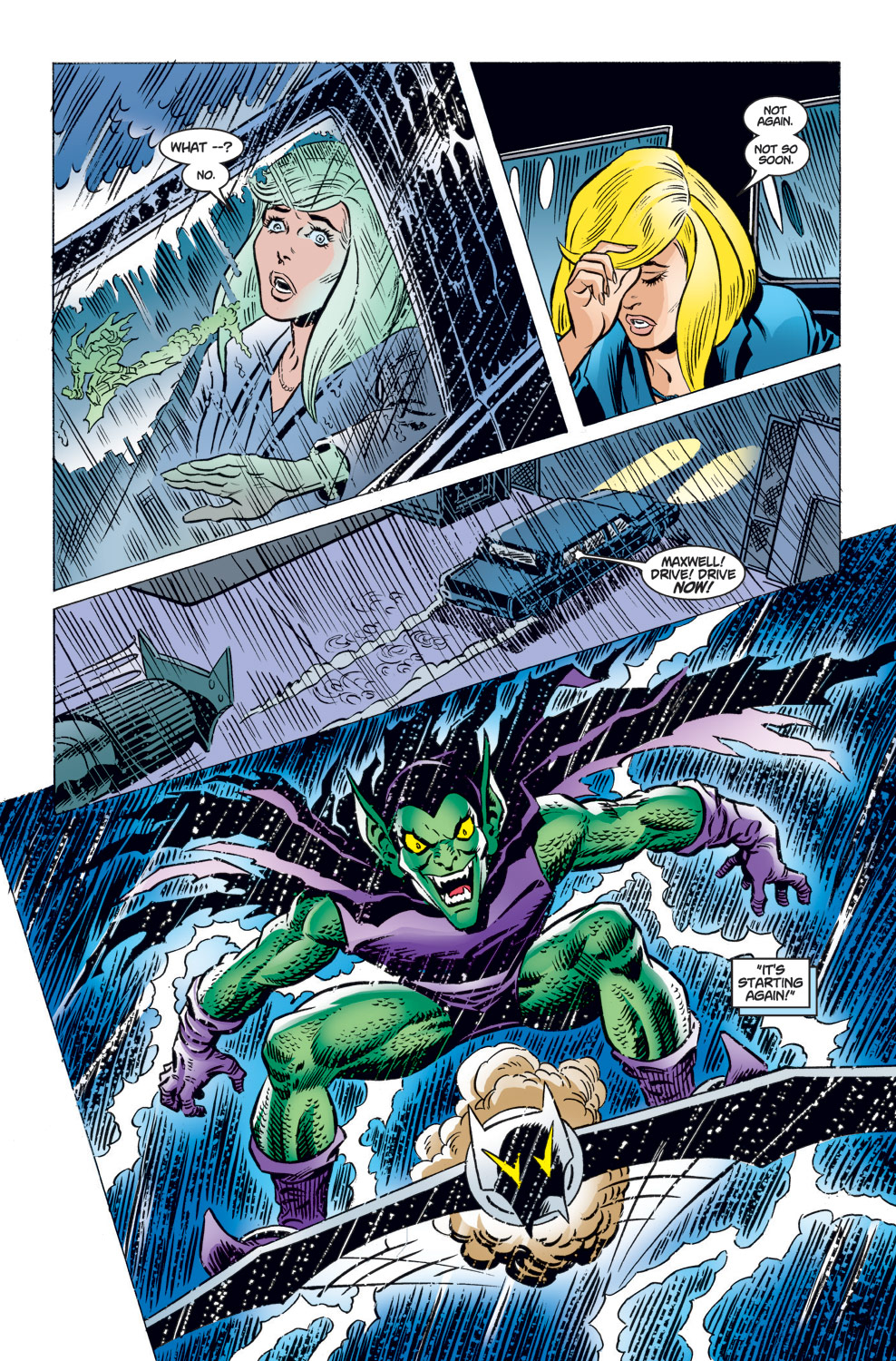 The Amazing Spider-Man (1999) 18 Page 4
