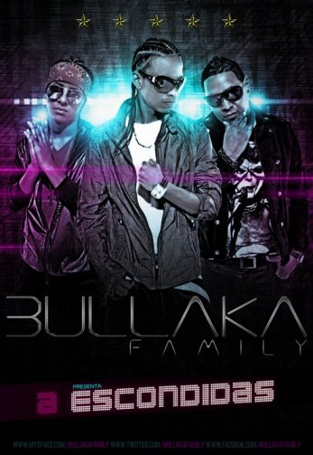bullaka family a escondidas