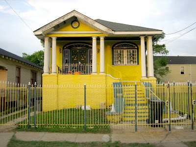 house-a-day: lemon-lime