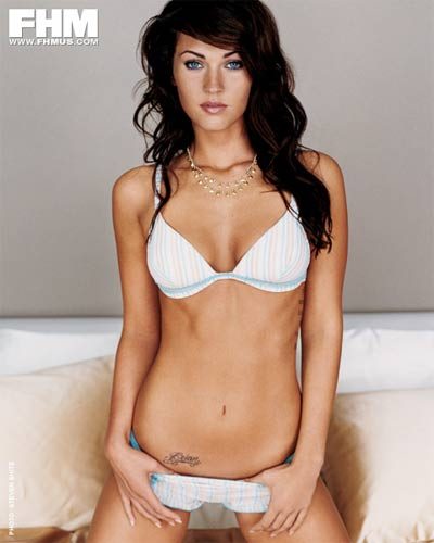 megan fox hot naked