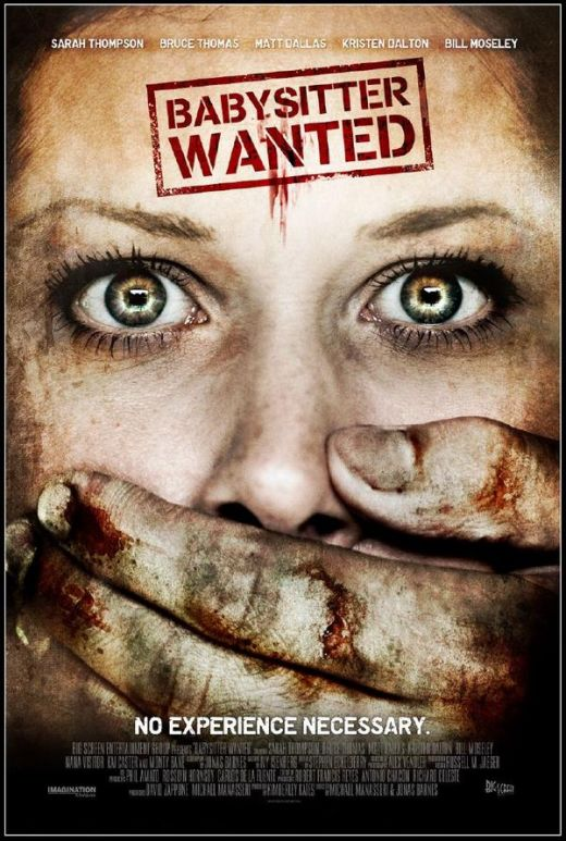 Film Review Babysitter Wanted (2008)