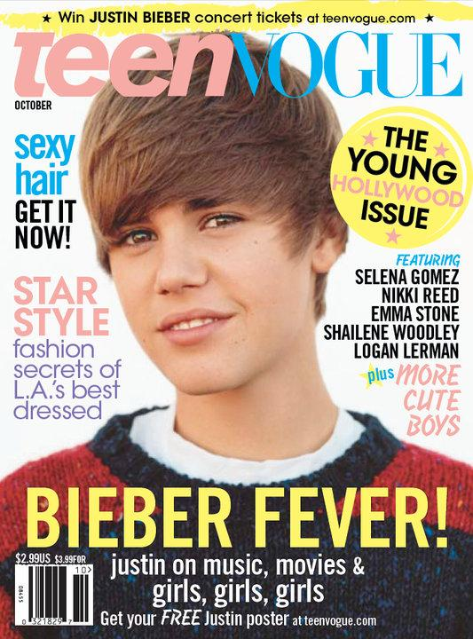 Teen Magazine At The 10