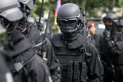 kopassus+anti+teror Australia Donatur Terbesar Pelatihan Antiteror