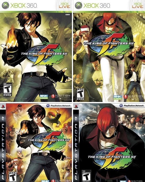 Gamerkidm H R King Of Fighters 12