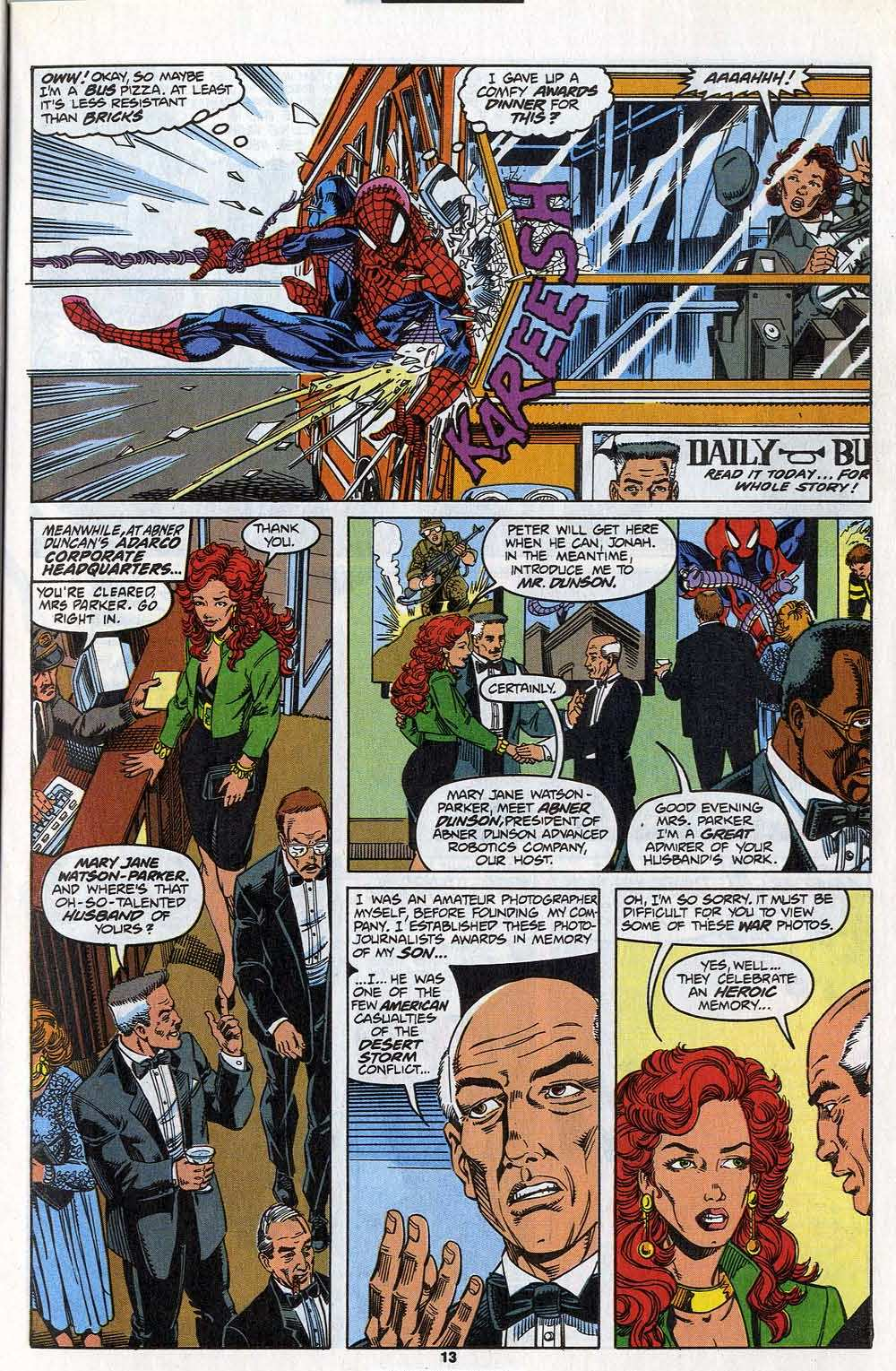 The Amazing Spider-Man (1963) _Annual_27 Page 14