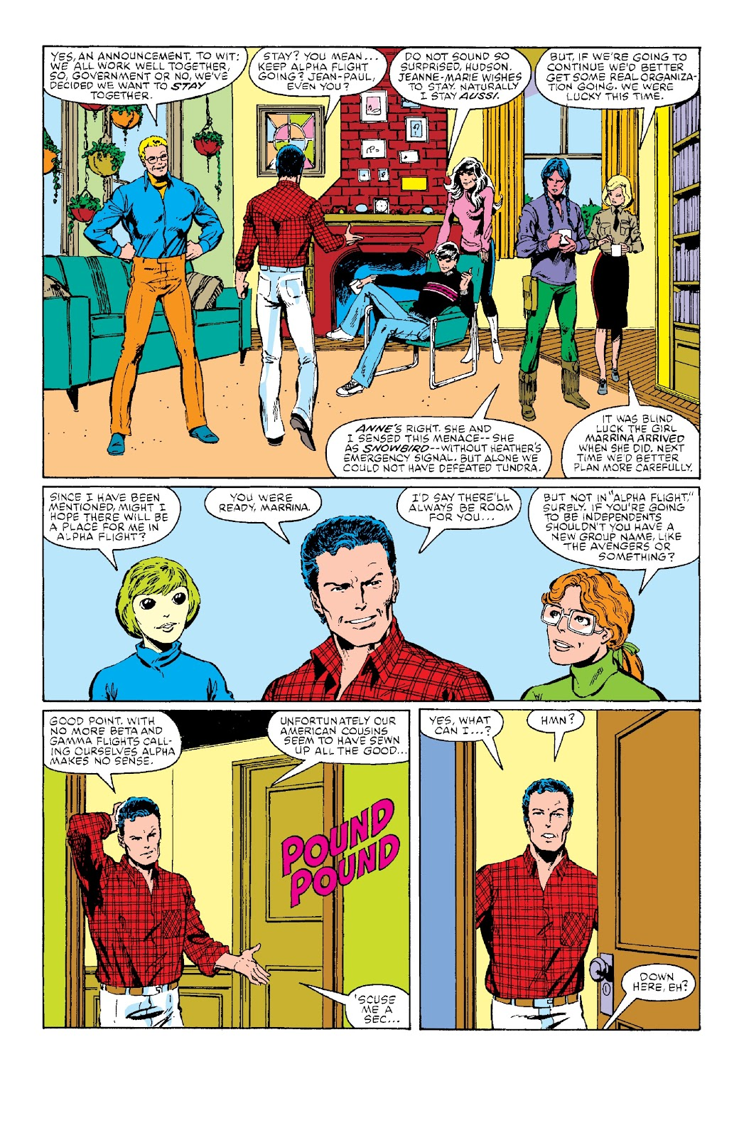 Alpha Flight (1983) issue _Facsimile_Edition_1 - Page 45