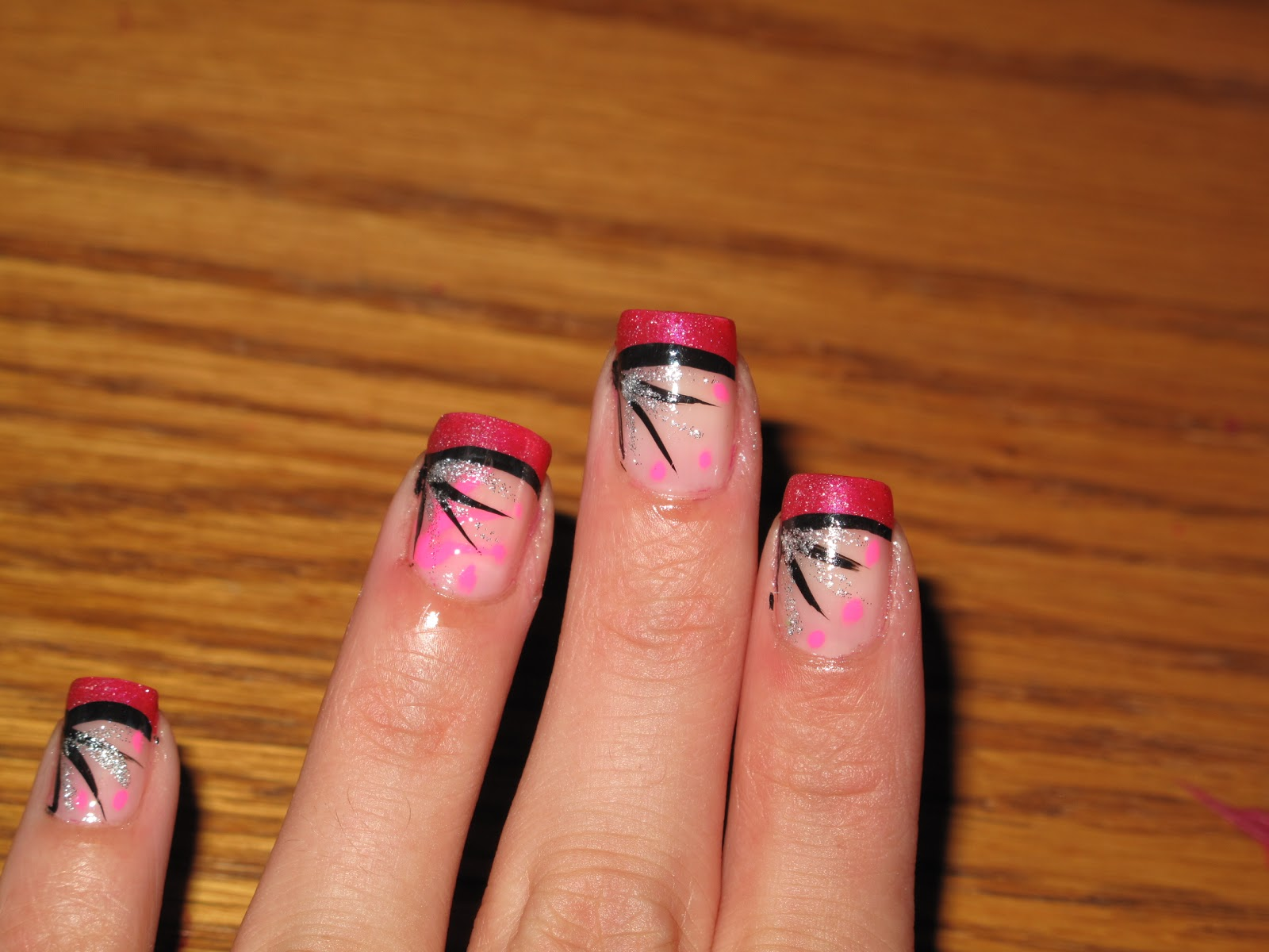 Fantastic Hot Pink Nails to Try  NailDesignsJournalcom