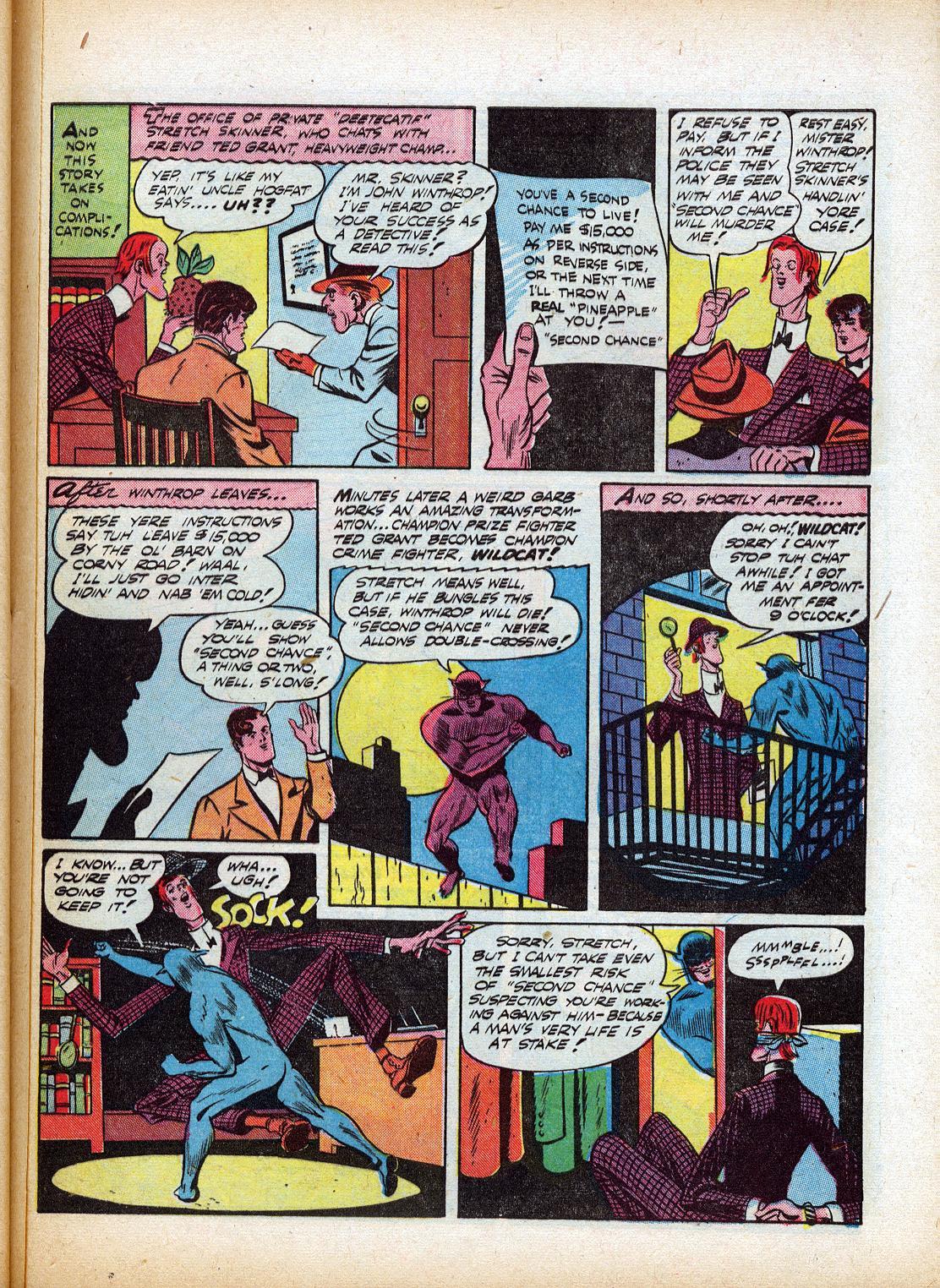 Read online Sensation (Mystery) Comics comic -  Issue #18 - 51