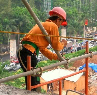 Image result for keselamatan kerja proyek