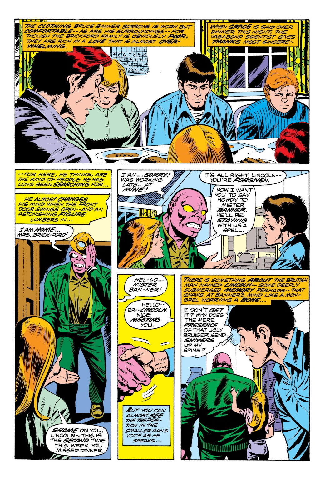 Read online Marvel Masterworks: The Incredible Hulk comic -  Issue # TPB 10 (Part 2) - 71