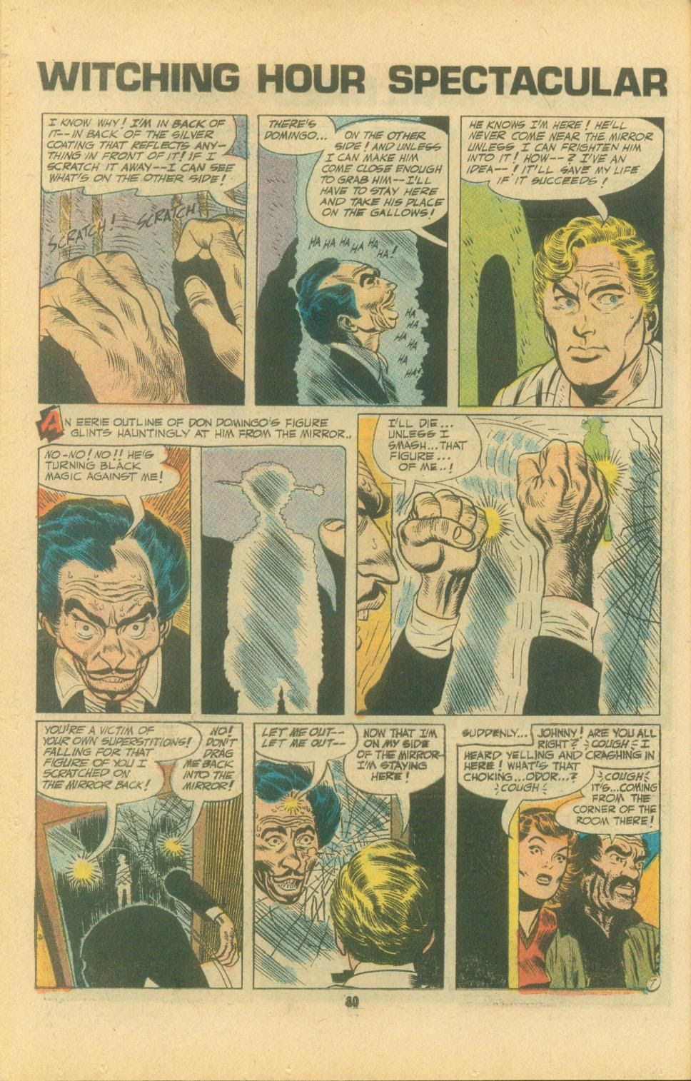 The Witching Hour (1969) issue 38 - Page 82