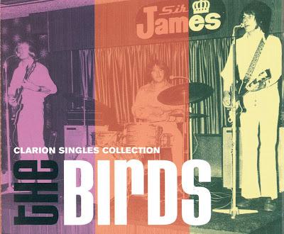 The Birds - Clarion Singles Collection  (Australia)