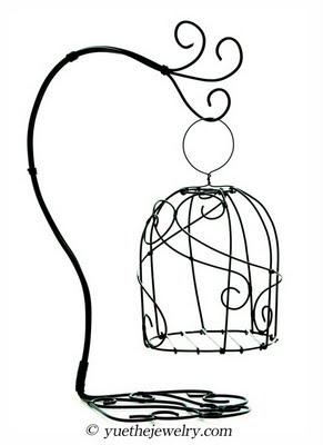 Yue's Handicrafts ~月の工作坊~: Bird Cage